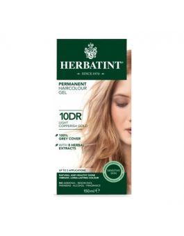 Herbatint Permanent Hair Colour 10DR Light Copperish Gold