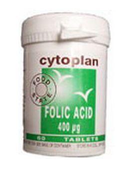 Cytoplan Folic Acid 400