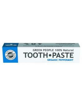 Green People Company Organic Peppermint Toothpaste - Vegan