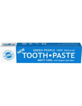 Green People Company Organic Minty Cool Toothpaste