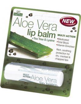 Aloe Pura Aloe Vera Lip Balm