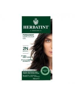 Herbatint Permanent Hair Colour 2N Brown