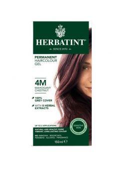 Herbatint Permanent Hair Colour 4M Mahogany Chestnut