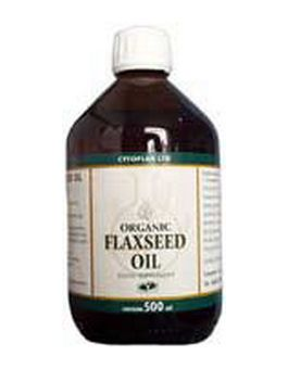 Cytoplan Liquid Flaxseed Oil Liquid # 1216