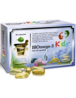 Pharma Nord Bio-Omega-3 Kids Fish Oil 1000mg