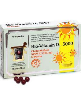 Pharma Nord Bio-Vitamin D3 5000iu-150mcg (cholecalciferol)