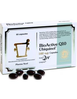 Pharma Nord Bio-Active Q10 Uniquinol 100mg (Ubiquinol)