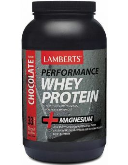 Lamberts Whey Protein Chocolate (1000 g) powder #7003