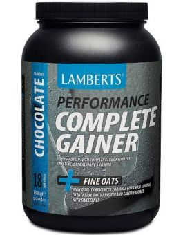 Lamberts Complete Gainer Chocolate ( 1816 g ) powder # 7007