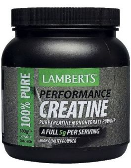 Lamberts Creatine Powder ( 500 g ) # 7012