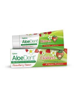 Aloe Dent Children's fluoride free toothpaste 50ml