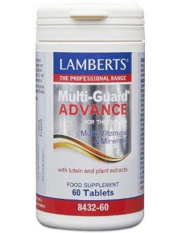 Lamberts Multi-Max Advance (60 Tablets) # 8432