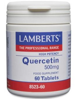Lamberts Quercetin 500mg ( 60 Tablets) # 8523