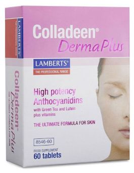 Lamberts Colladeen Derma Plus (60 Tablets) # 8546