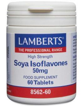 Lamberts Soya Isoflavones 50mg ( 60 Tablets) # 8562