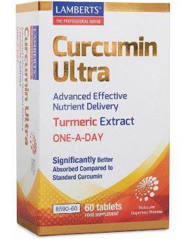 Lamberts Curcumin Ultra ( 60 Tablets ) # 8590