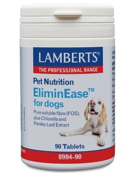 Lamberts Elimin Ease for Dogs ( 90 Tablets ) # 8994