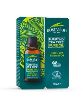 Australian Tea Tree Pure Oil 10ml
