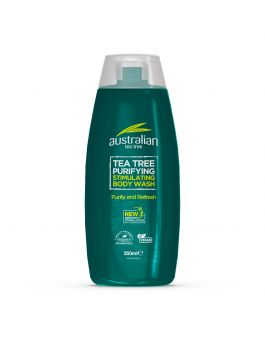 Australian Tea Tree Purifying tea tree Stimulating Body Wash 250ml