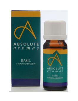 Absolute Aromas Basil, Linalol type ocimum basilicum