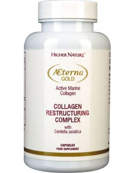 Higher Nature AEterna Gold Collagen Restructuring Complex # AERE090