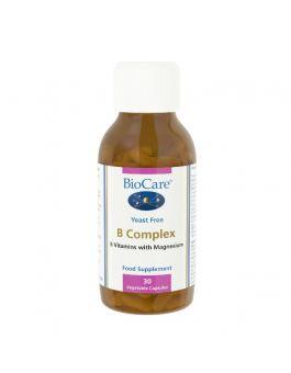 BioCare B Complex (enzyme activated plus Magnesium) # 17330
