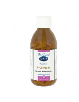 BioCare B Complex (enzyme activated plus Magnesium) # 17390