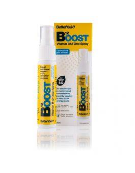 Boost B12 oral spray 25ml