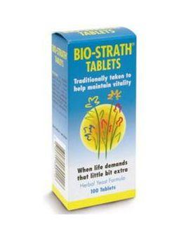 Cedar Health Bio Strath Yeast Tablets