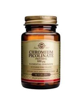 Chromium Picolinate 100 µg Tabs