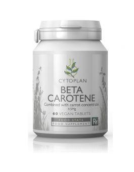 Cytoplan Beta Carotene 4.5mg # 4005
