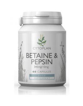 Cytoplan Betaine & Pepsin # 1150