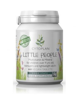 Cytoplan Little People Mulivitamin for Children # 4105