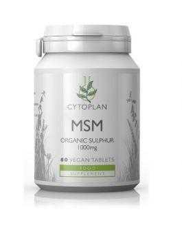 Cytoplan MSM Organic Sulphur # 2171