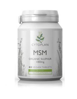 Cytoplan MSM Organic Sulphur # 2172