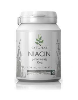 Cytoplan Niacin (Vitamin B3) # 4014