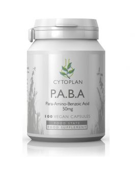 Cytoplan P.A.B.A. (Para Amino Benzoic Acid) # 4024