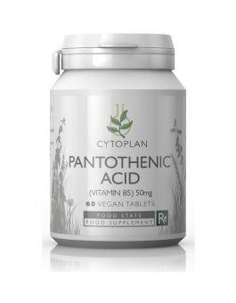Cytoplan Pantothenic Acid (Vitamin B5) # 4016