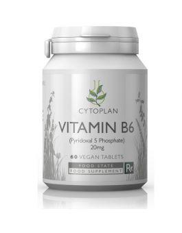 Cytoplan Pyridoxine (Vitamin B6) 20mg # 4019