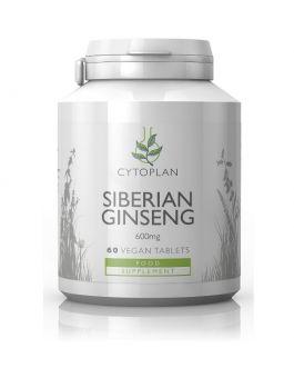 Cytoplan Siberian Ginseng 600 mg #2150