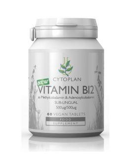 Cytoplan Vitamin B12 (as methycobalamin) # 1037