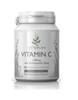 Cytoplan Vitamin C + Bioflavonoids (Ascorbic Acid) # 1044