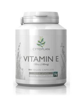 Cytoplan Vitamin E 100mg # 4163