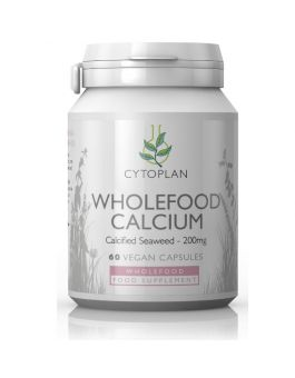 Cytoplan Wholefood Calcium from Seaweed # 3305