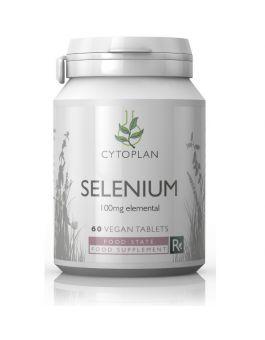 Cytoplan Wholefood Selenium 100mcg # 3318