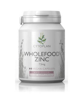 Cytoplan Wholefood Zinc 7,5 mg # 3315