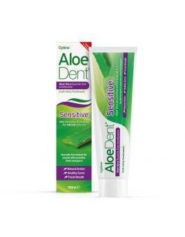 Aloe Dent Sensitive fluoride free toothpaste 100ml