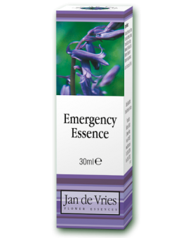 Jan De Vries Emergency Essence