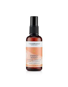 Tisserand Energy Boost Massage & Body Oil # 100ml