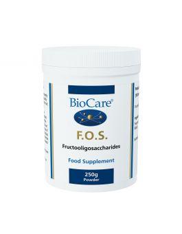 BioCare FOS (Fructooligosaccharides, Bifido Growth Factor) # 291250
